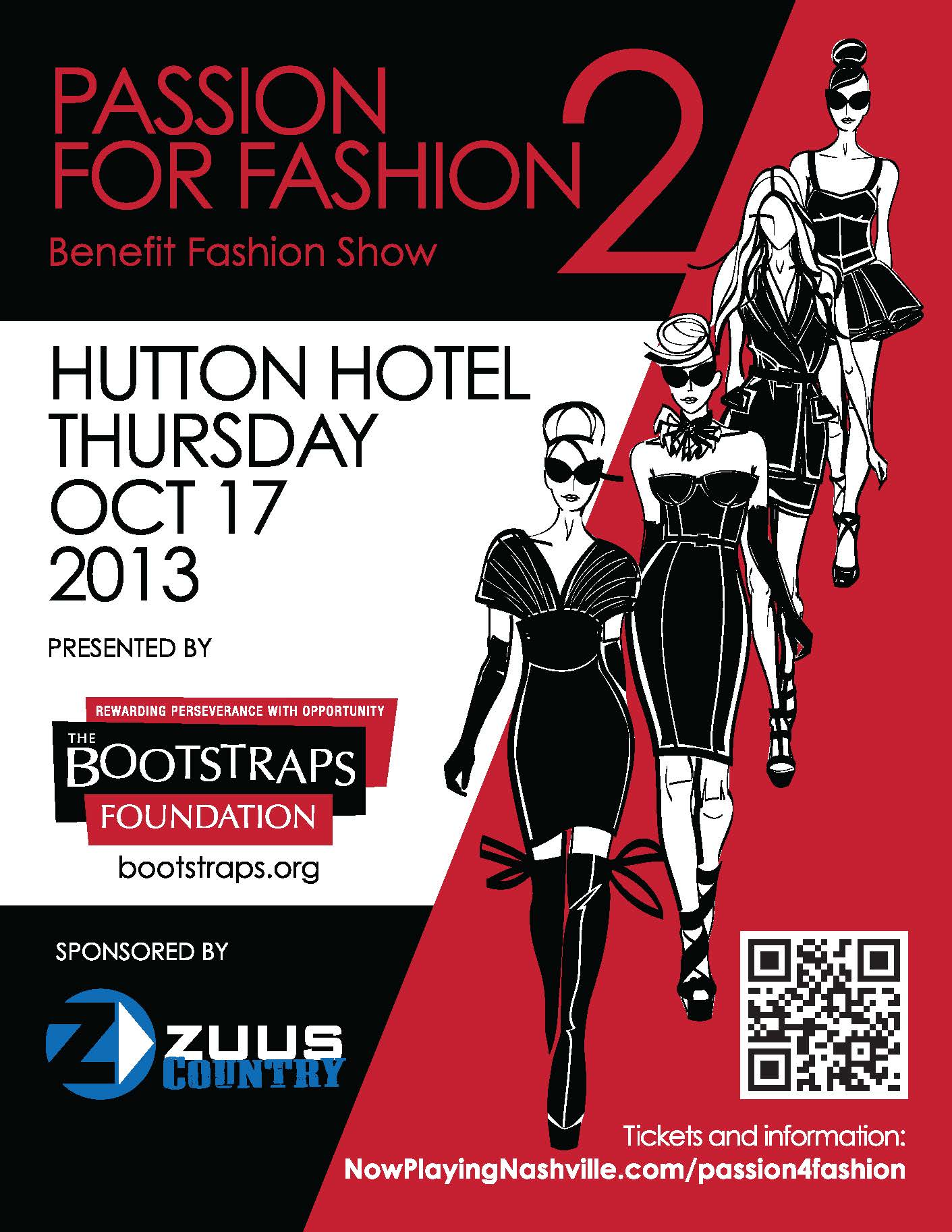 passion for fashion Calling all fashionistas dress your absolute best on tuesday, dec 26th because santa anita park and mathis brothers furniture want to see our fans' passion for.
